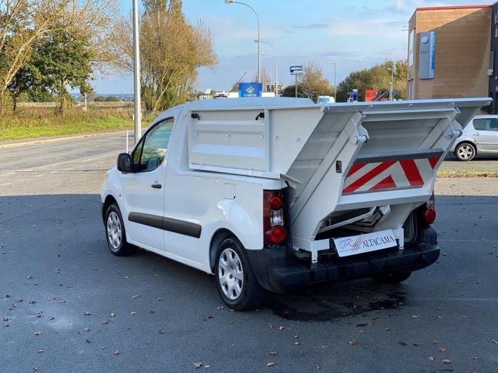 Utilitaires divers Peugeot Partner B.O.M 100 CV BENE A BEC ESSENCE BLANC - 2