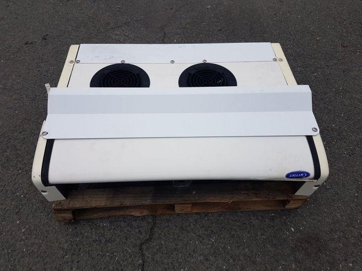 Utilitaires divers Carrier Caisse frigorifique Groupe frigorifique CARRIER SUPRA 950 BI-TEMPERATURE BLANC - 6