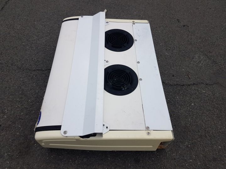 Utilitaires divers Carrier Caisse frigorifique Groupe frigorifique CARRIER SUPRA 950 BI-TEMPERATURE BLANC - 7