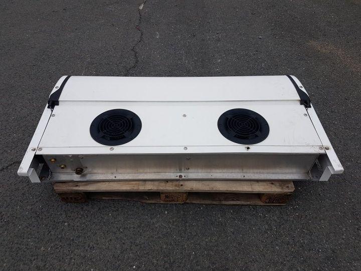 Utilitaires divers Carrier Caisse frigorifique Groupe frigorifique CARRIER SUPRA 950 BI-TEMPERATURE BLANC - 10