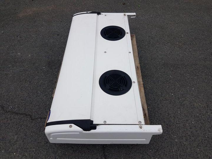Utilitaires divers Carrier Caisse frigorifique Groupe frigorifique CARRIER SUPRA 950 BI-TEMPERATURE BLANC - 11