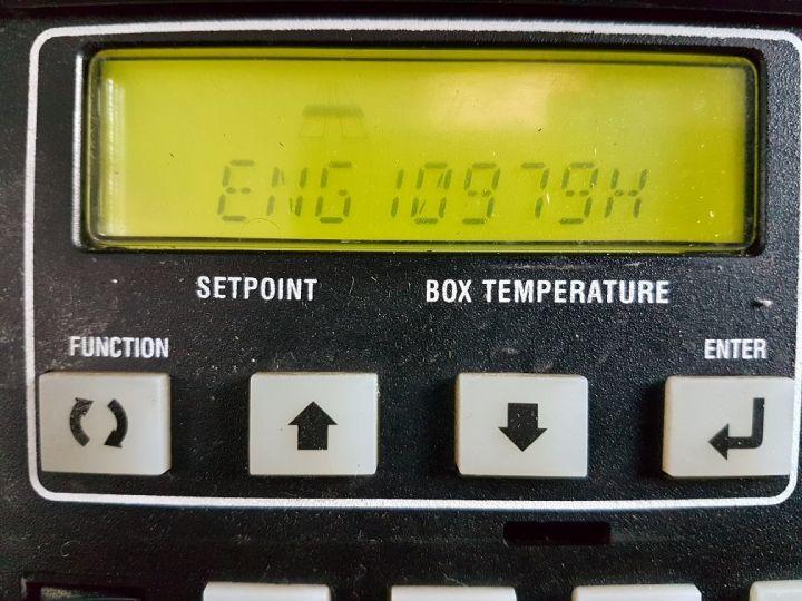 Utilitaires divers Carrier Caisse frigorifique Groupe frigorifique CARRIER SUPRA 950 BI-TEMPERATURE BLANC - 17