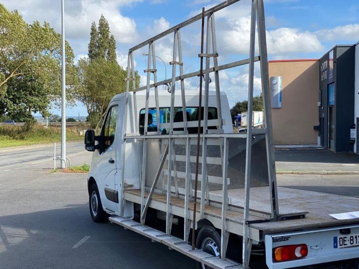 Utilitaires divers Renault Master Chassis cabine 125 CV PORTE VERRE COFFRE BLANC - 5