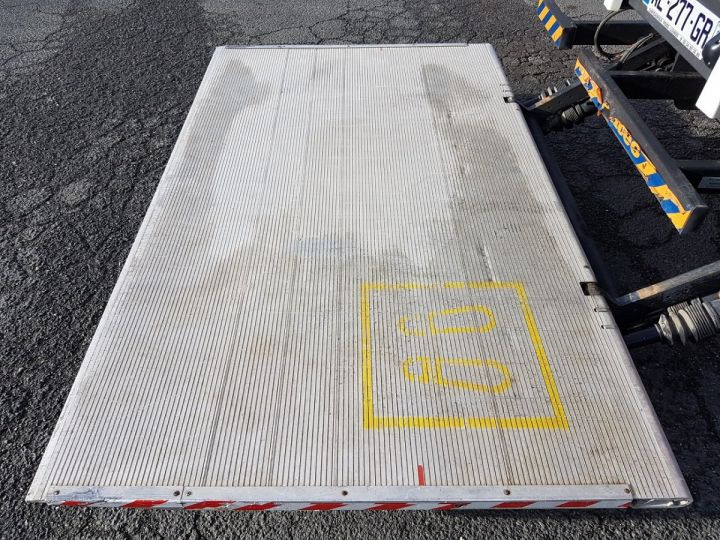 Utilitaires divers Hayon élévateur ANTEO 2000 kg GRIS ET NOIR - 3
