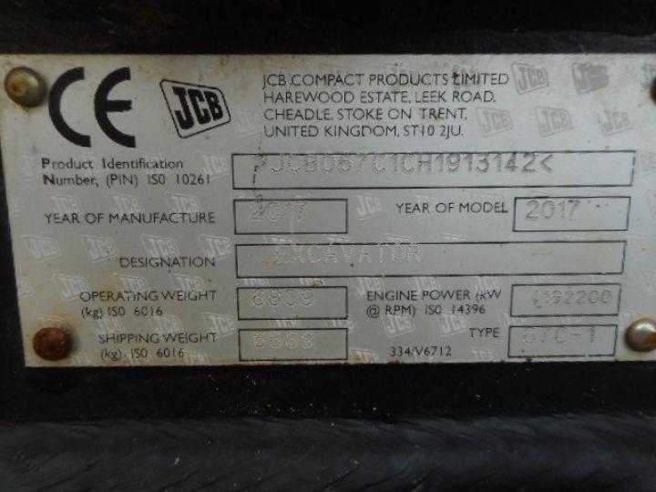 Utilitaires divers Jcb Mini-pelle 65C-1 MINI PELLE  - 7