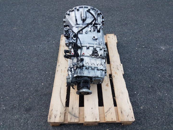 Utilitaires divers Renault Boite de vitesse d'occasion EATON FS 8309A GRIS - 4