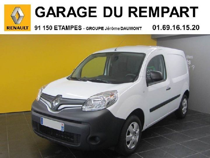 Utilitaires divers Renault Kangoo 1.5 dCi 75 Energy Confort FT BLANC - 1