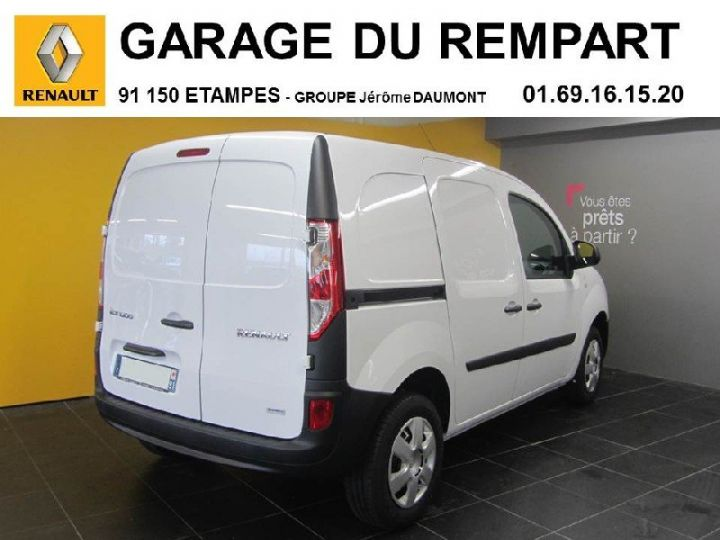 Utilitaires divers Renault Kangoo 1.5 dCi 75 Energy Confort FT BLANC - 2