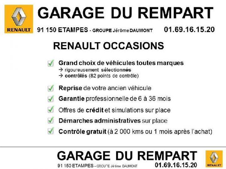 Utilitaires divers Renault Kangoo 1.5 dCi 75 Energy Confort FT BLANC - 9