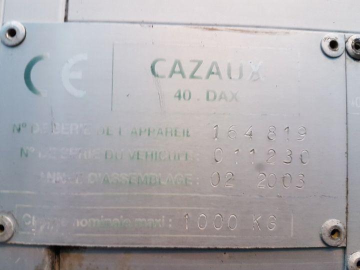 Varias utilidades Caja frigorífica Cellule FRIGORIFIQUE CAZAUX 28m3 BLANC - 15