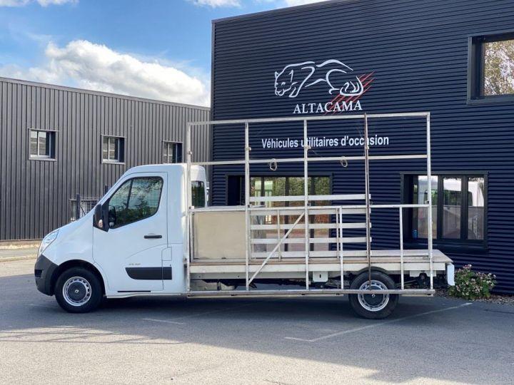 Varias utilidades Renault Master Chasis cabina 125 CV PLATEAU PORTE VERRE MIROITIER COFFRE BLANC - 6