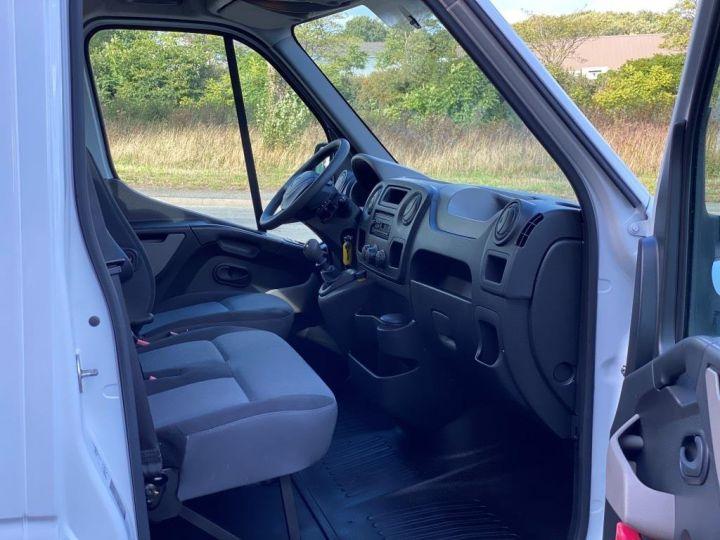 Varias utilidades Renault Master Chasis cabina 125 CV PORTE VERRE COFFRE BLANC - 9