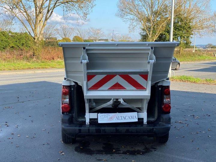 Varias utilidades Peugeot Partner Recolector compactador 100 CV BENE A BEC ESSENCE BLANC - 3