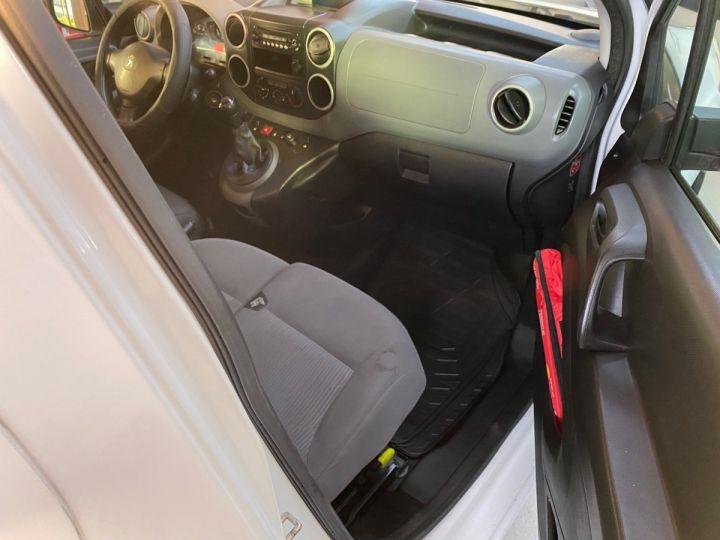 Varias utilidades Peugeot Partner Recolector compactador 100 CV BENE A BEC ESSENCE BLANC - 17