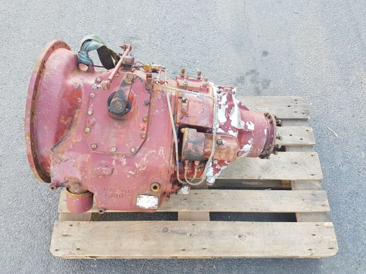 Varias utilidades Renault Boite de vitesse d'occasion B9 ROUGE - 1