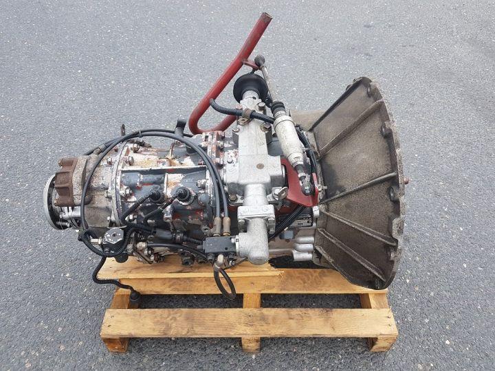 Varias utilidades Renault Boite de vitesse EATON V 8209 A GRIS - 2