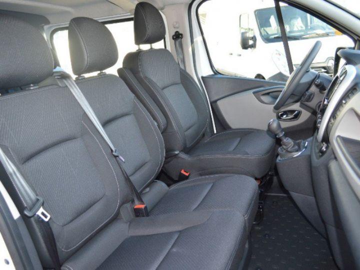 Varias utilidades Renault Trafic L2H1 1200 dCi 120 Cabine Approfondie Grand Confort E6 BLANC - 4