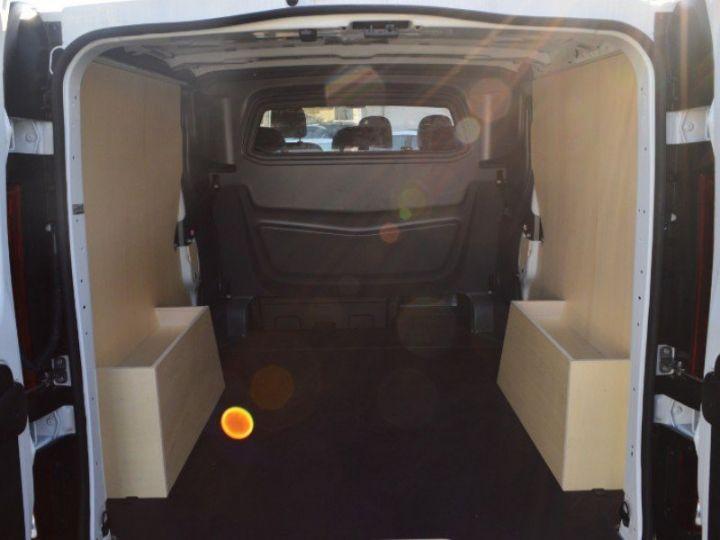 Varias utilidades Renault Trafic L2H1 1200 dCi 120 Cabine Approfondie Grand Confort E6 BLANC - 7