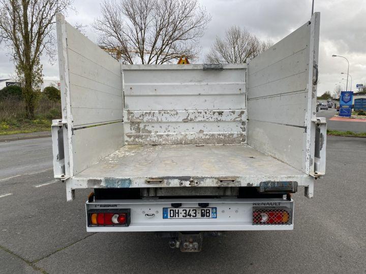 Varias utilidades Renault Master Volquete trasero cabina doble BLANC - 4