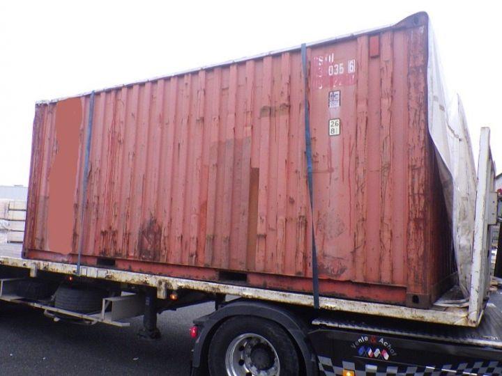 Various utilities Container carrier body Marron - 2