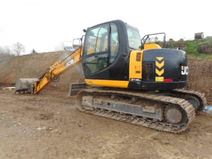Various utilities Jcb Crawler excavator JZ-140 LC  - 2