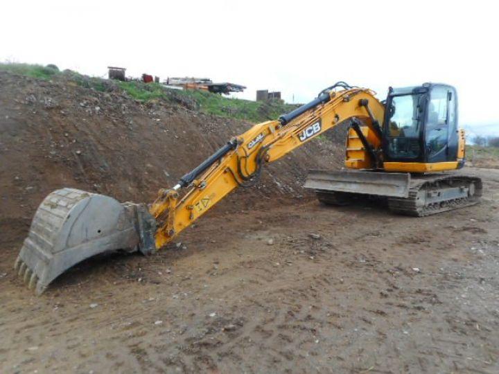 Various utilities Jcb Crawler excavator JZ-140 LC  - 3