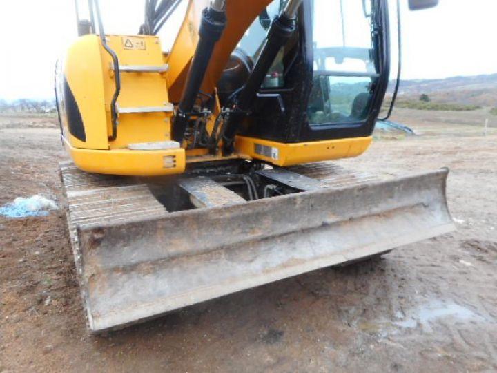 Various utilities Jcb Crawler excavator JZ-140 LC  - 4