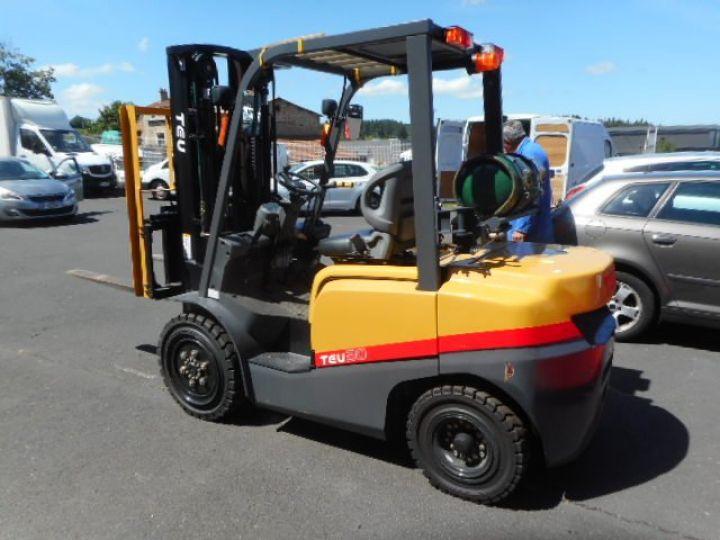 Various utilities Forklift TEU FG30T  - 2