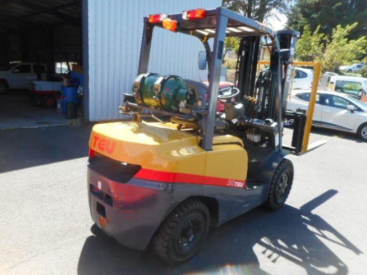 Various utilities Forklift TEU FG30T  - 3