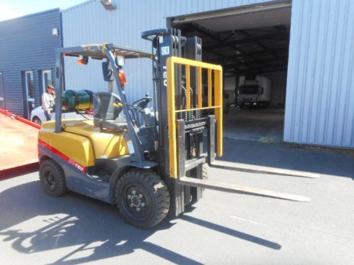 Various utilities Forklift TEU FG30T  - 4