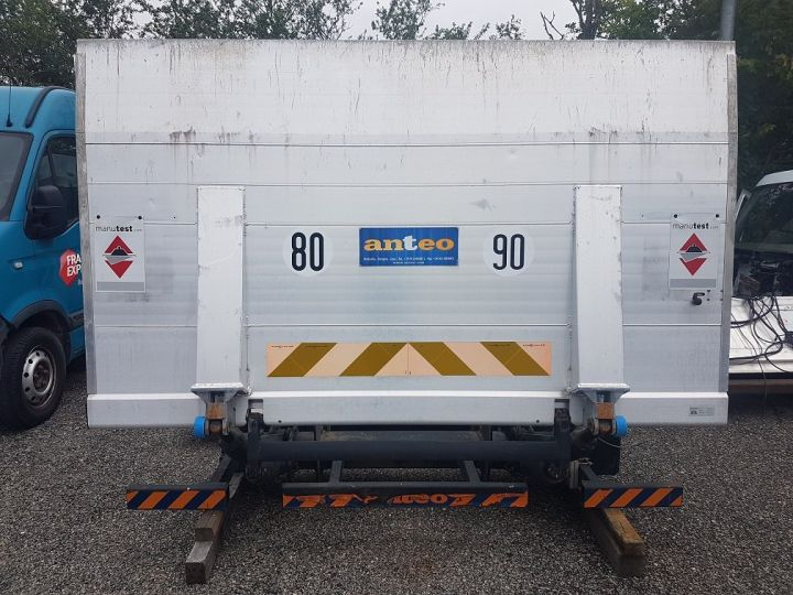 Various utilities Hayon élévateur ANTEO 2000 kg GRIS ET NOIR - 1