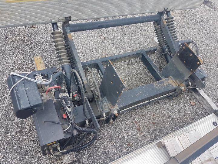 Various utilities Hayon élévateur ANTEO 2000 kg GRIS ET NOIR - 7