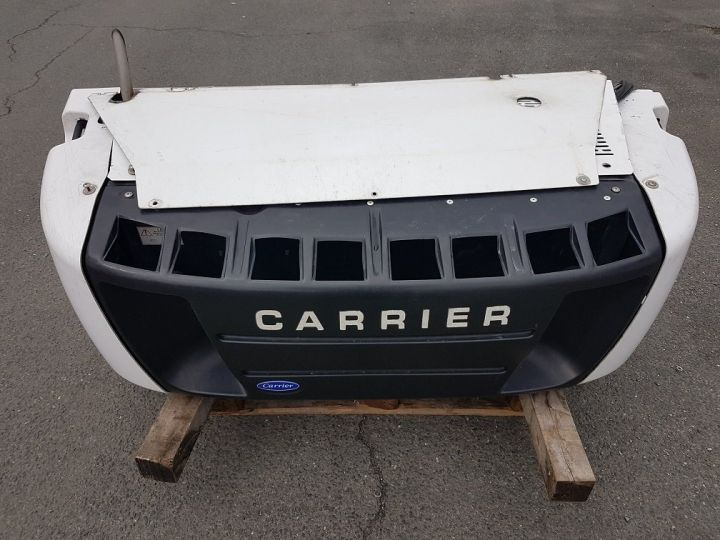 Various utilities Carrier Refrigerated body Groupe frigorifique CARRIER SUPRA 950 BI-TEMPERATURE BLANC - 1