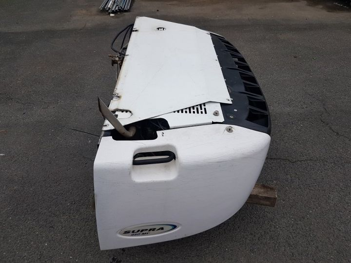Various utilities Carrier Refrigerated body Groupe frigorifique CARRIER SUPRA 950 BI-TEMPERATURE BLANC - 4