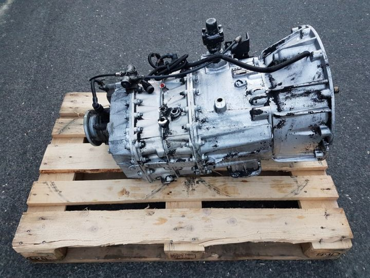 Various utilities Renault Boite de vitesse d'occasion EATON FS 8309A GRIS - 2