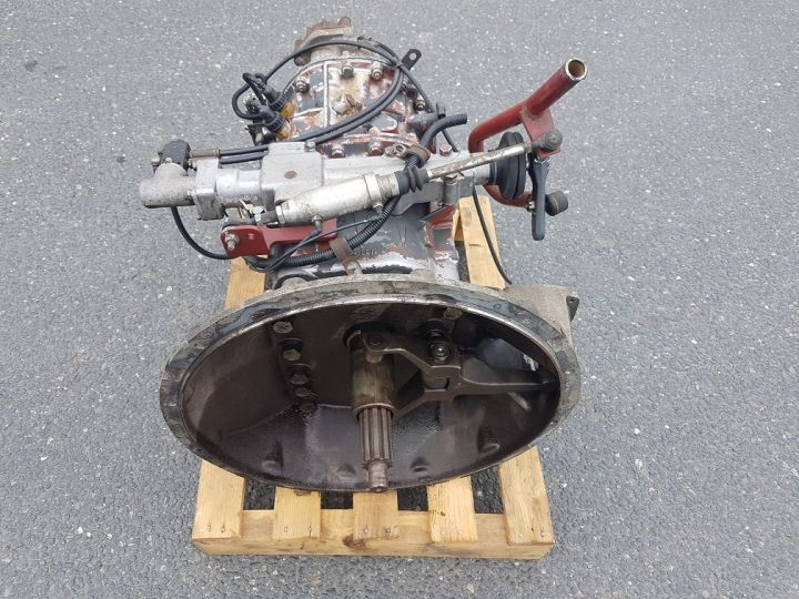 Various utilities Renault Boite de vitesse EATON V 8209 A GRIS - 3