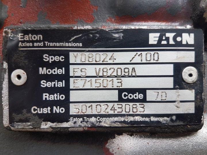 Various utilities Renault Boite de vitesse EATON V 8209 A GRIS - 7