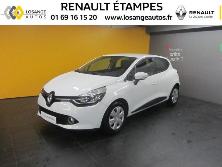 Various utilities Renault Clio 1.5 dCi 75 Energy Air M BLANC - 1