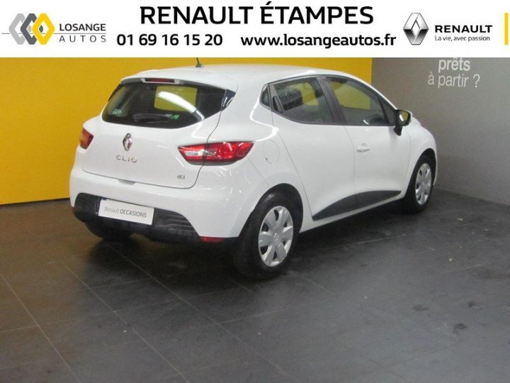 Various utilities Renault Clio 1.5 dCi 75 Energy Air M BLANC - 2