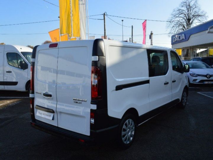 Various utilities Renault Trafic L2H1 1200 dCi 120 Cabine Approfondie Grand Confort E6 BLANC - 2