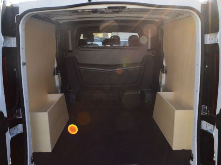Various utilities Renault Trafic L2H1 1200 dCi 120 Cabine Approfondie Grand Confort E6 BLANC - 7