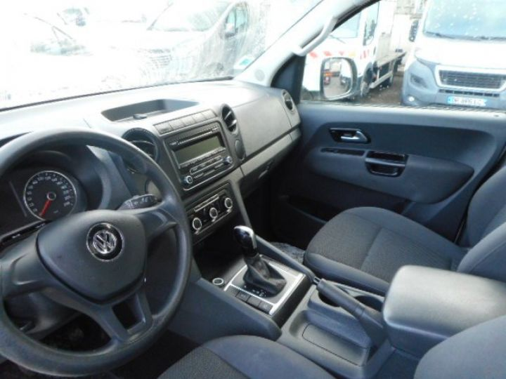 Vehiculo comercial Volkswagen Amarok 4 x 4 2.0 TRENDLINE 4MOTIONS 180 DSG BOITE AUTOMATIQUE  - 5