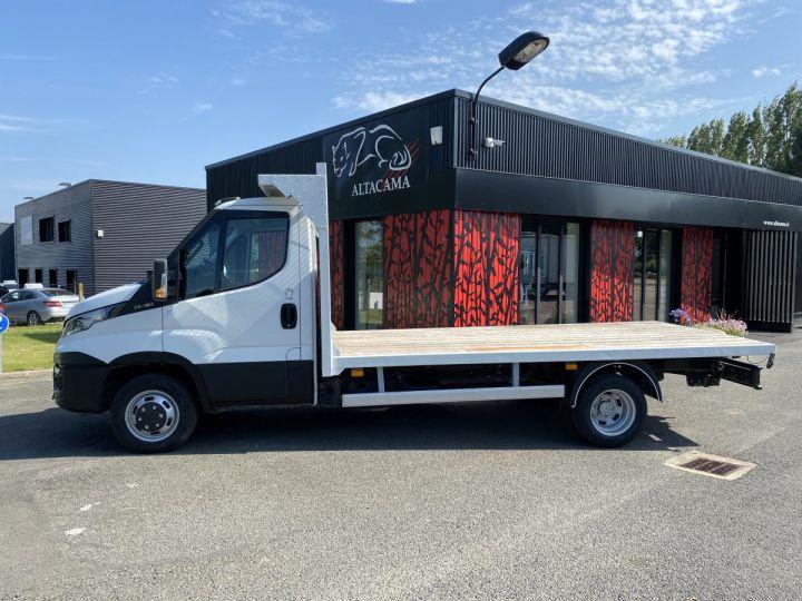 Vehiculo comercial Iveco Daily Caja abierta 35C15 150CV PLATEAU  BLANC - 2