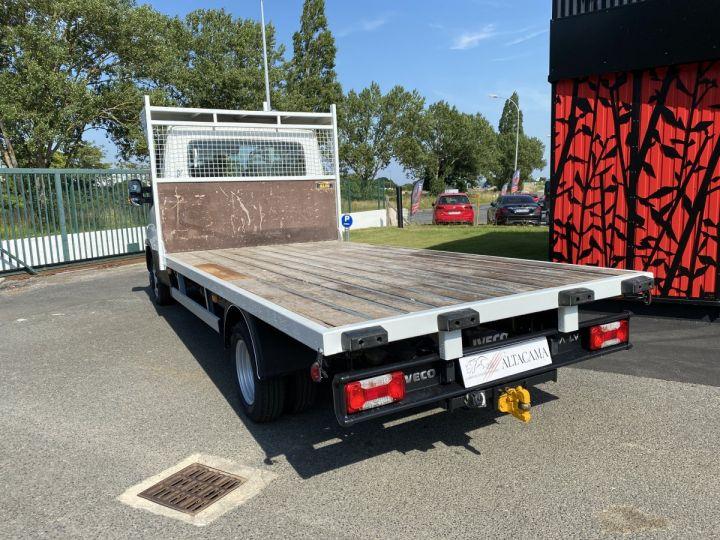 Vehiculo comercial Iveco Daily Caja abierta 35C15 150CV PLATEAU  BLANC - 3