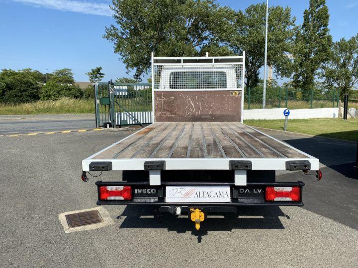Vehiculo comercial Iveco Daily Caja abierta 35C15 150CV PLATEAU  BLANC - 4