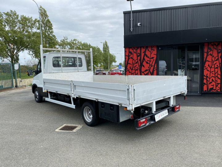 Vehiculo comercial Iveco Daily Caja abierta 35C15 PLATEAU LONG GRANDE LARGEUR, 2 COFFRES BLANC - 2