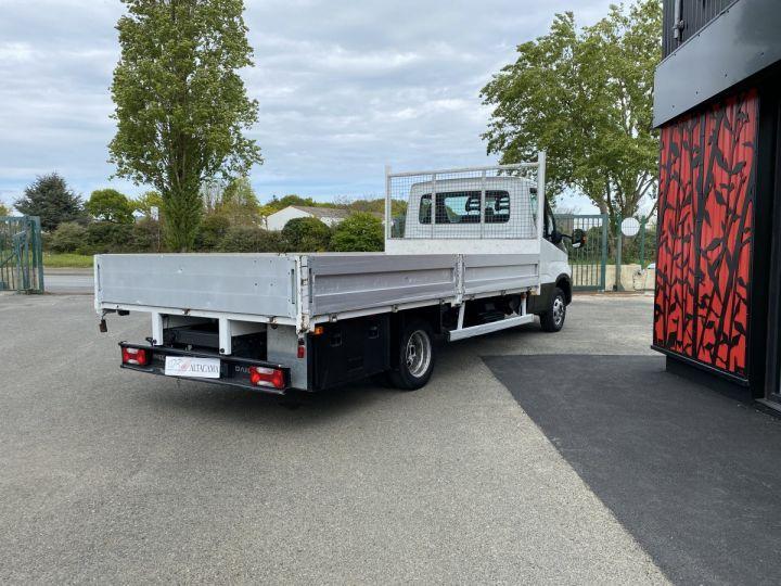 Vehiculo comercial Iveco Daily Caja abierta 35C15 PLATEAU LONG GRANDE LARGEUR, 2 COFFRES BLANC - 3
