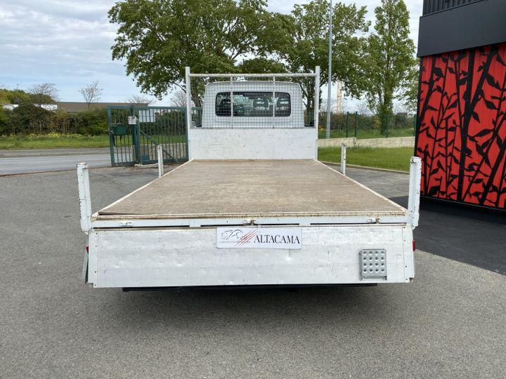 Vehiculo comercial Iveco Daily Caja abierta 35C15 PLATEAU LONG GRANDE LARGEUR, 2 COFFRES BLANC - 4