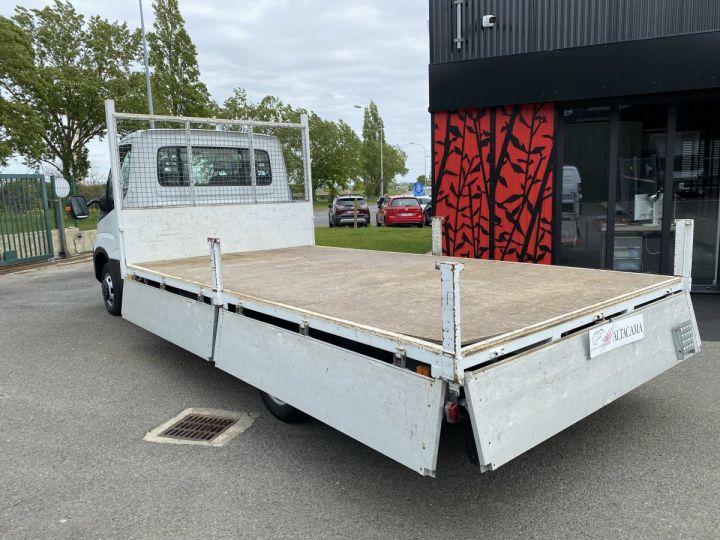 Vehiculo comercial Iveco Daily Caja abierta 35C15 PLATEAU LONG GRANDE LARGEUR, 2 COFFRES BLANC - 5