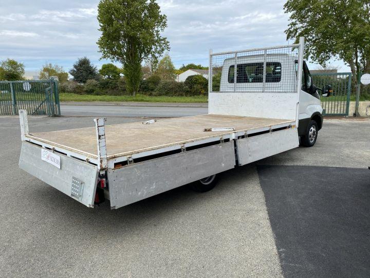 Vehiculo comercial Iveco Daily Caja abierta 35C15 PLATEAU LONG GRANDE LARGEUR, 2 COFFRES BLANC - 7